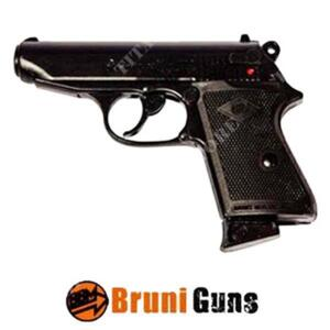 NEW POLICE 9mm A SALVE BRUNI (BR-2001)