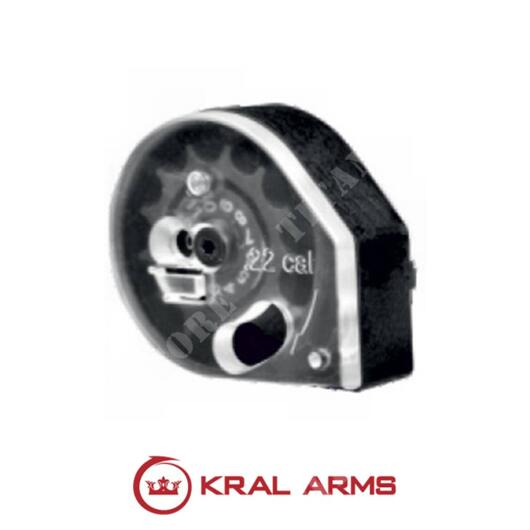 CARICATORE PUNCHER CAL 5,5mm 12 Rnd KRAL ARMS (320-143)