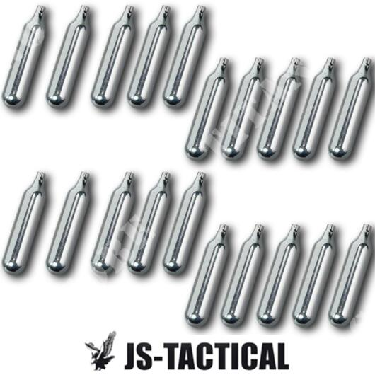 20 BOMBOLETTA CO2 12g JS TACTICAL (20CO2JS-T)