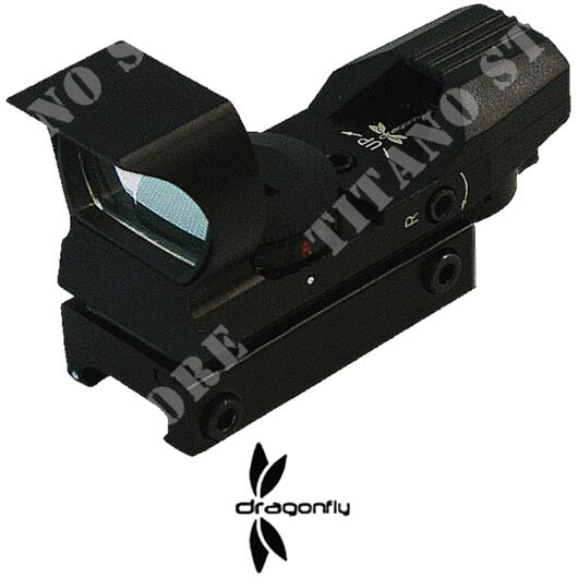 RED DOT OPEN SUNSHADE 1X35 DRAGONFLY (DFY-HOLO-SUN)