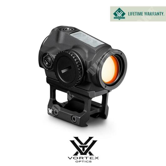 RED DOT SPARC SOLAR 2 MOA VORTEX (VX-SPC40)