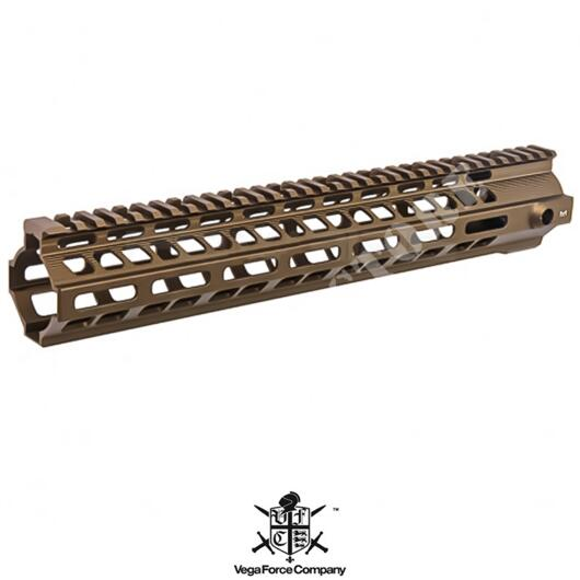 HANDGUARD SABER 13'' M-LOK DARK EARTH VFC (VF9-HGD-ML13-TN01)
