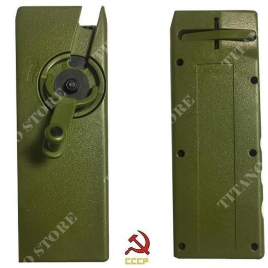 CYCLONE M4 SPEED LOADER VERDE  CCCP (T55745)