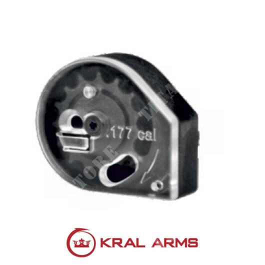 CARICATORE PUNCHER CAL 4,5mm 14 Rnd KRAL ARMS (320-142)